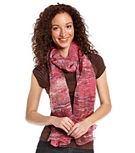 Cejon® Colorful Splash Gauze Scarf