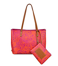 Nine West® Can't Stop Shopper Medium Printed Tote