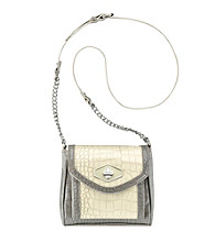Nine West® Oyster Madagascar Mix Small Crossbody