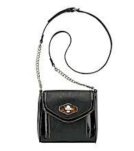 Nine West® Black Madagascar Mix Small Crossbody