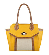 Nine West® Warm Sun Madagascar Mix Medium Tote