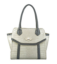 Nine West® Oyster Madagascar Mix Medium Tote