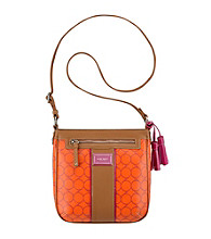 Nine West® Printed Nines Medium Crossbody