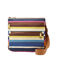 Fossil® Multi Striped Explorer Crossbody