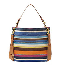 Fossil® Multi Striped Explorer Hobo