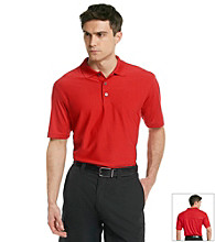 Faldo® Men's Box Pleated Golf Polo