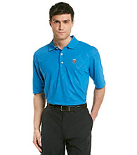 Faldo® Men's Short Sleeve Diamond Golf Polo