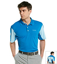 Faldo® Men's T-Back Colorblock Golf Polo
