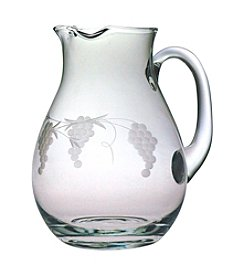 Susquehanna Glass Sonoma Collection Classic Pitcher