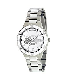 MLB® Milwaukee Brewers Pearl Series Women's Watch