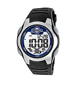 MLB® Milwaukee Brewers Men's TRC Watch