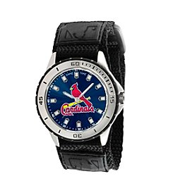 Game Time Men's St. Louis Cardinals Veteran Watch
