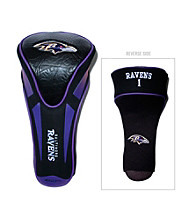 Baltimore Ravens Black/Purple Single Apex Headcover