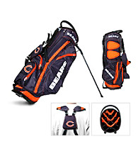 Chicago Bears Blue/Orange Fairway Stand Bag