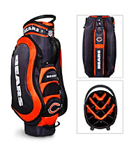 Chicago Bears Blue/Orange Medalist Cart Bag