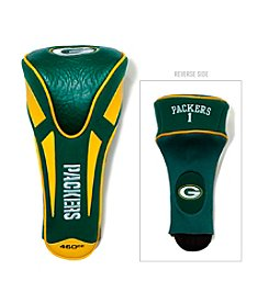 Green Bay Packers Green/Yellow Single Apex Headcover