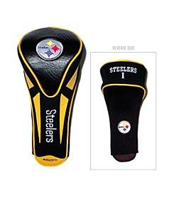 Pittsburgh Steelers Black/Yellow Single Apex Headcover