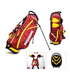 Washington Redskins Red/Gold Fairway Stand Bag