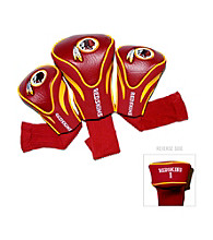 Washington Redskins Red/Gold 3 Pack Contour Headcover