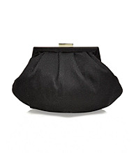 La Regale® Black Glitter Soft Pouch