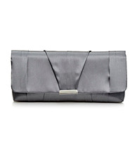La Regale® Satin Pleated Flap