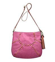 Nine West Vintage America Collection® Sun Goddess Large Crossbody