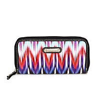 Nine West® Marine Multi Show Stopper Zip Around Wallet