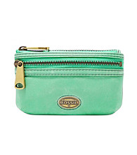 Fossil® Explorer Double Zip Coin Purse