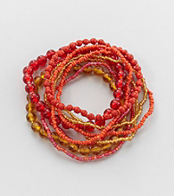 Studio Works® Spice Stretch Bracelet