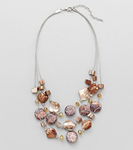 Studio Works® Brown Illusion Necklace