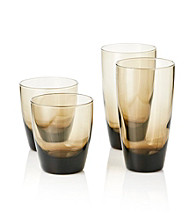 Libbey® Classic Mocha 16-pc. Drinkware Set