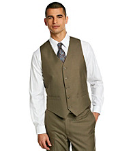 Geoffrey Beene® Men's Brown Classic Fit Vest