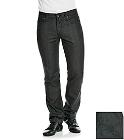 DKNY JEANS® Men's Concord Black Slim Fit Bleecker Jean