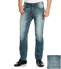 DKNY JEANS® Men's Mastic Beach Slim Fit Bleecker Jean