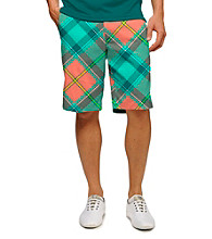 Loudmouth® Men's Just Peachy Golf Shorts