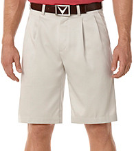 Callaway® Men's Silverlining 2-Pleat Pebble Dress Short