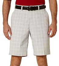 PGA TOUR® Men's Micro Chip 3 Color Plaid Short