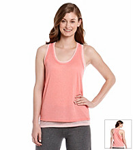 DKNY JEANS® Double Layer Tank