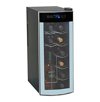 thermoelectric counter wine cooler