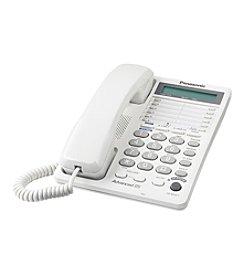 Panasonic® 2-Line Corded Phone with LCD Display