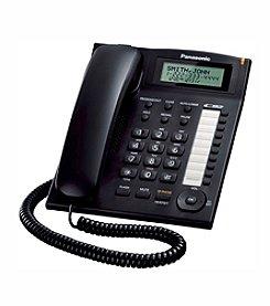 Panasonic® Single-Line Corded Desk Phone