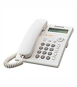 Panasonic® Single-Line Corded Phone with Caller ID