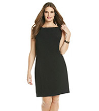 AGB® Plus Size Sheath Dress