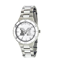 NCAA® University of Michigan Pearl Series Women's Watch