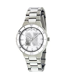 NCAA® University of Nebraska Pearl Series Men's Watch