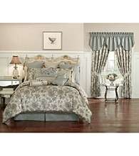 Kelly Sea Blue Bedding Collection by Waterford®