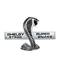 Ford & Carroll Shelby Shelby Wall Plaque