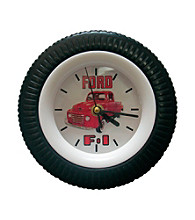 Ford 48 Ford F1 Rubber Tire Clock