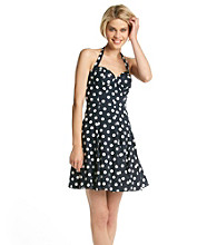 Betsey Johnson® Corset Swing Dress