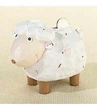 Lillian Rose® Little Lamb Bank